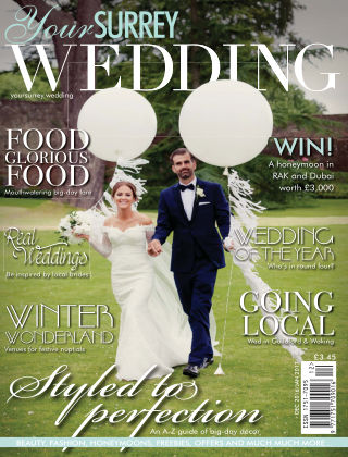 Your Surrey Wedding Issue 62