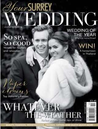 Your Surrey Wedding Issue 61