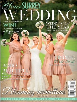 Your Surrey Wedding Issue 59