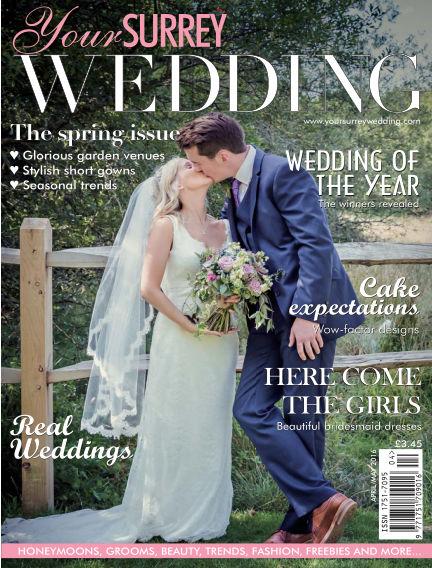 Your Surrey Wedding January 19, 2017 00:00