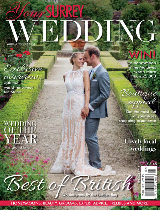 Your Surrey Wedding Issue 63