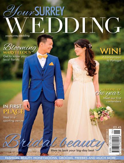 Your Surrey Wedding June 02, 2017 00:00