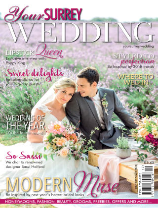 Your Surrey Wedding Issue 68