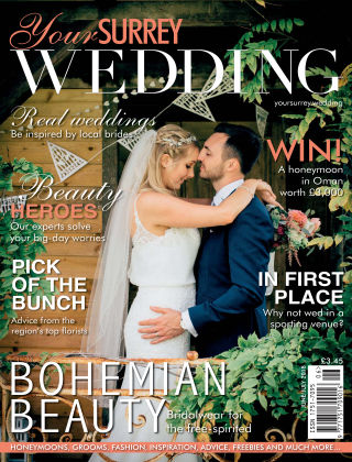 Your Surrey Wedding Issue 71