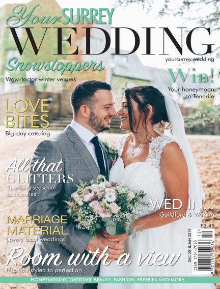Your Surrey Wedding December 07, 2018 00:00