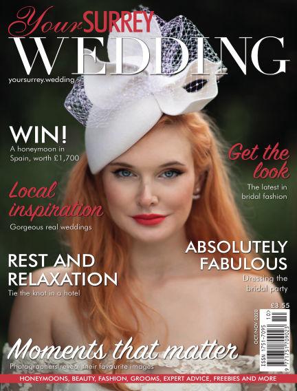 Your Surrey Wedding October 09, 2020 00:00
