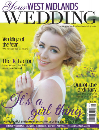Your West Midlands Wedding Issue 43