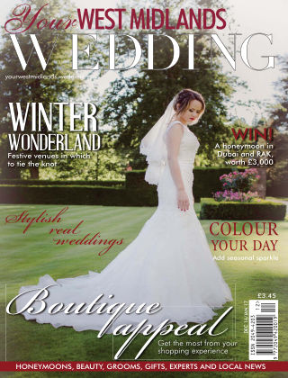 Your West Midlands Wedding Issue 47