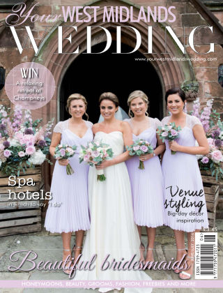 Your West Midlands Wedding Issue 44