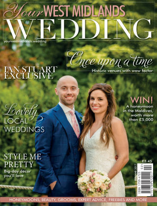 Your West Midlands Wedding Issue 48