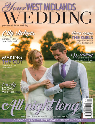 Your West Midlands Wedding Issue 50