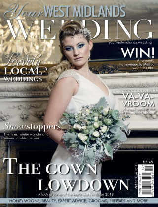 Your West Midlands Wedding Issue 53