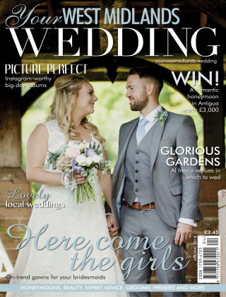 Your West Midlands Wedding Issue 55