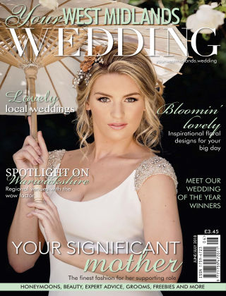 Your West Midlands Wedding Issue 56