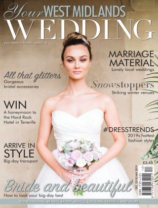 Your West Midlands Wedding December January