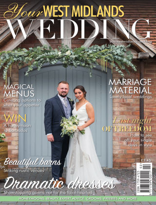 Your West Midlands Wedding Feb Mar 2019