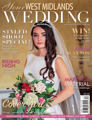 Your West Midlands Wedding Dec 2019/Jan 2020