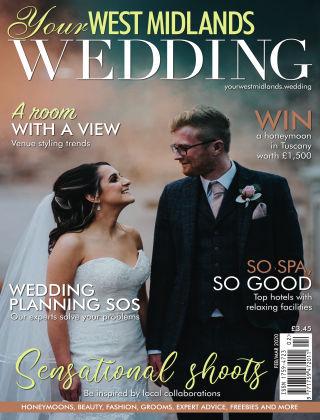 Your West Midlands Wedding Feb/March 2020