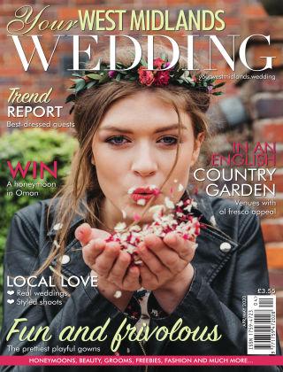 Your West Midlands Wedding Apr/May