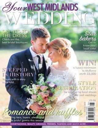 Your West Midlands Wedding June/July