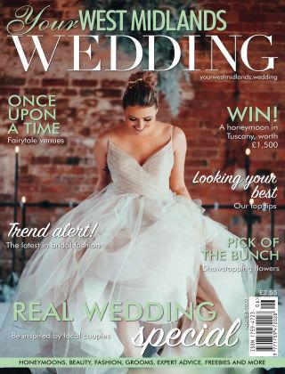 Your West Midlands Wedding August/September