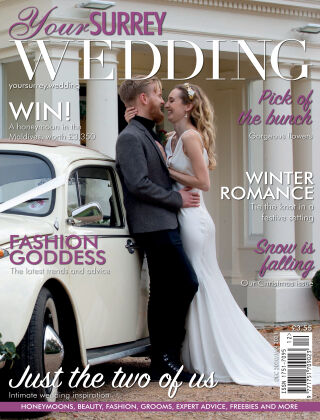 Your West Midlands Wedding December/January