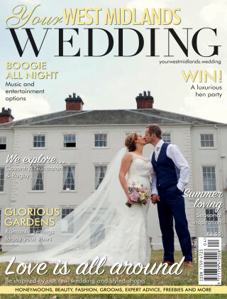Your West Midlands Wedding April/May 2021