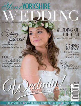 Your Yorkshire Wedding Issue 18