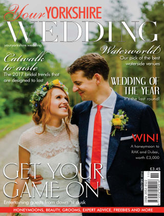 Your Yorkshire Wedding Issue 21