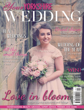 Your Yorkshire Wedding Issue 22