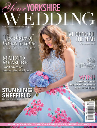 Your Yorkshire Wedding Issue 19