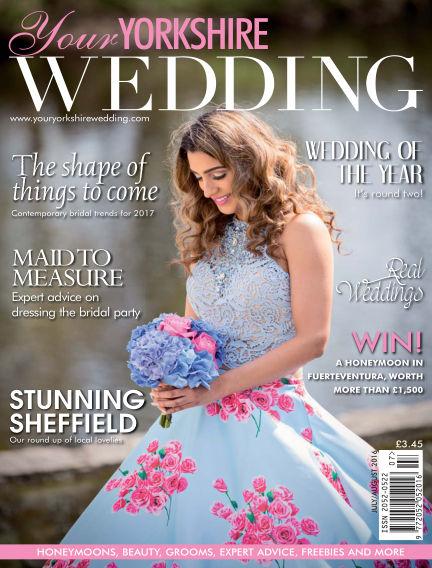 Your Yorkshire Wedding January 20, 2017 00:00