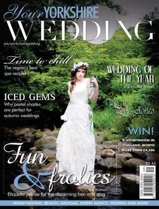 Your Yorkshire Wedding Issue 20