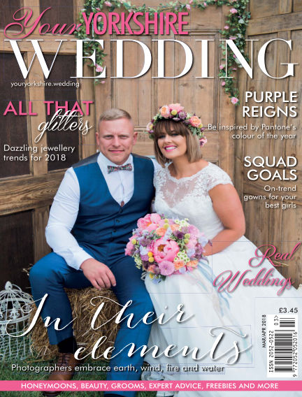 Your Yorkshire Wedding March 02, 2018 00:00