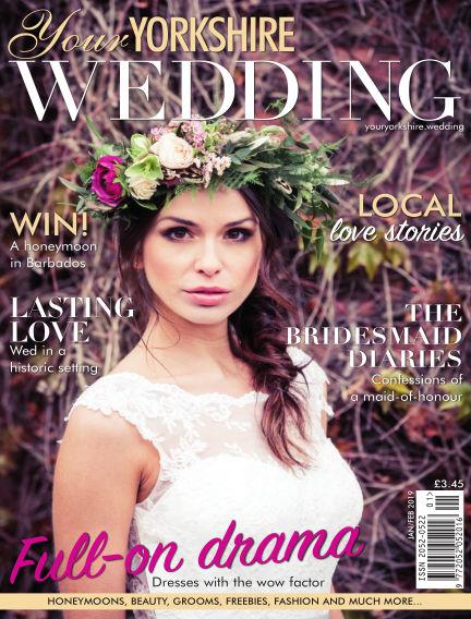 Your Yorkshire Wedding December 28, 2018 00:00