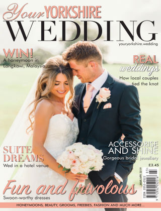 Your Yorkshire Wedding March April 2019