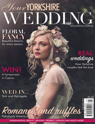 Your Yorkshire Wedding May June 2019