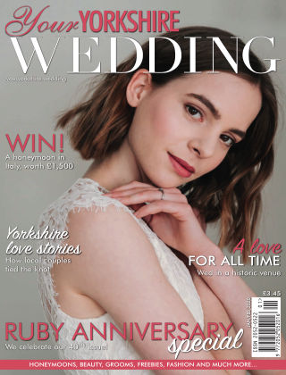 Your Yorkshire Wedding Jan/Feb 2020