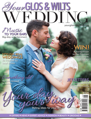 Your Glos & Wilts Wedding Issue 4