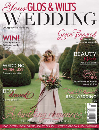 Your Glos & Wilts Wedding Issue 8