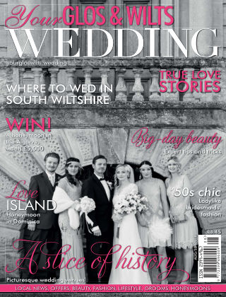 Your Glos & Wilts Wedding AugustSeptember