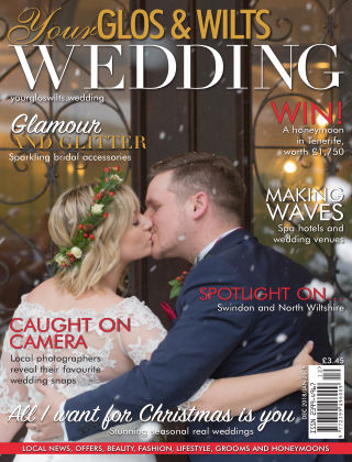 Your Glos & Wilts Wedding December January