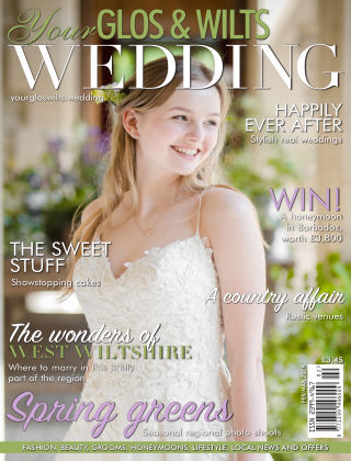 Your Glos & Wilts Wedding February March 2019