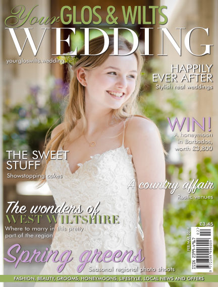Your Glos & Wilts Wedding February 01, 2019 00:00