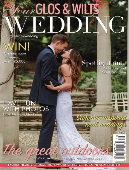 Your Glos & Wilts Wedding May 31, 2019 00:00