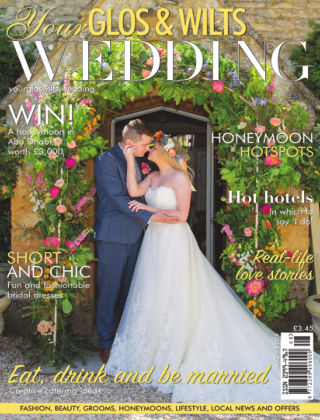 Your Glos & Wilts Wedding Aug Sept 2019