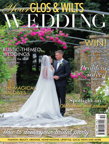 Your Glos & Wilts Wedding October 04, 2019 00:00