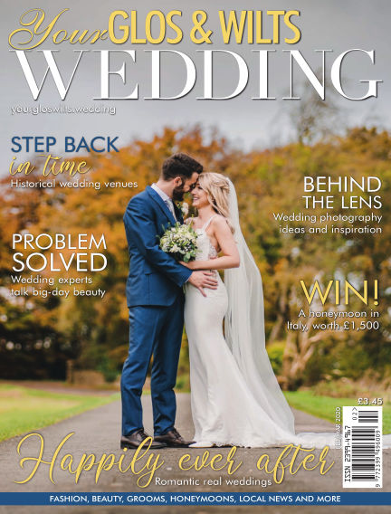 Your Glos & Wilts Wedding February 07, 2020 00:00