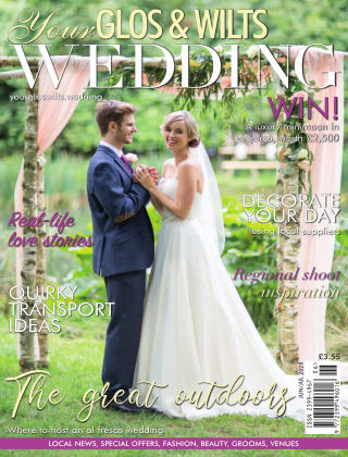 Your Glos & Wilts Wedding June/July
