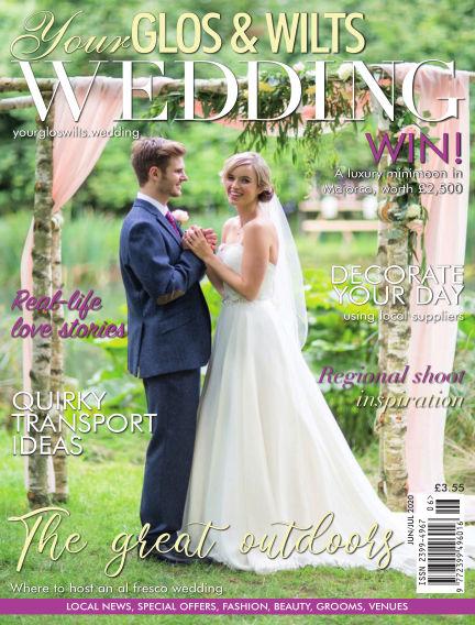 Your Glos & Wilts Wedding June 05, 2020 00:00